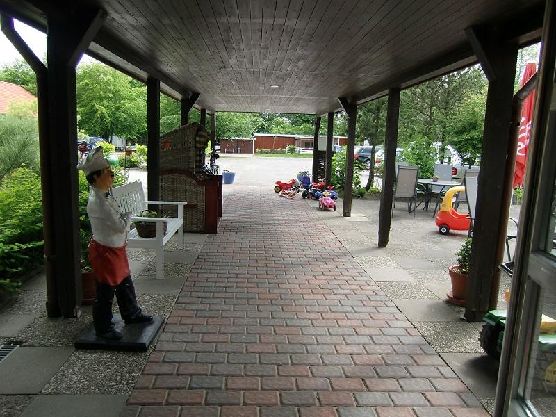 Bobbycar Parkplatz